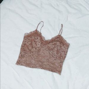 Willow and Root Bralette
